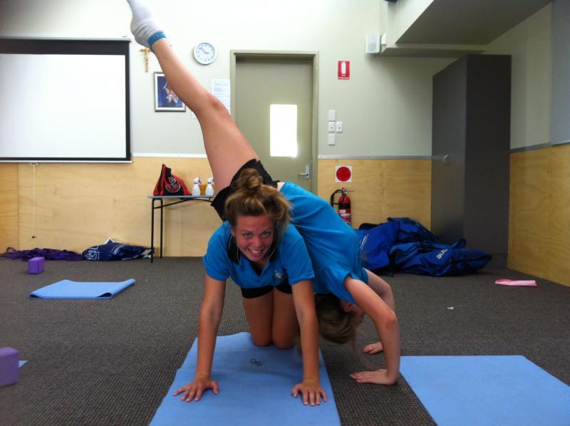St Joseph's Regional College - Elective Sport with Spirit Yoga