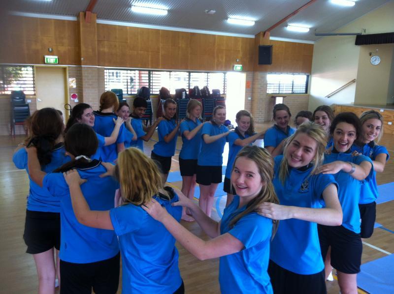 St Paul's High School - Elective Sport with Spirit Yoga
