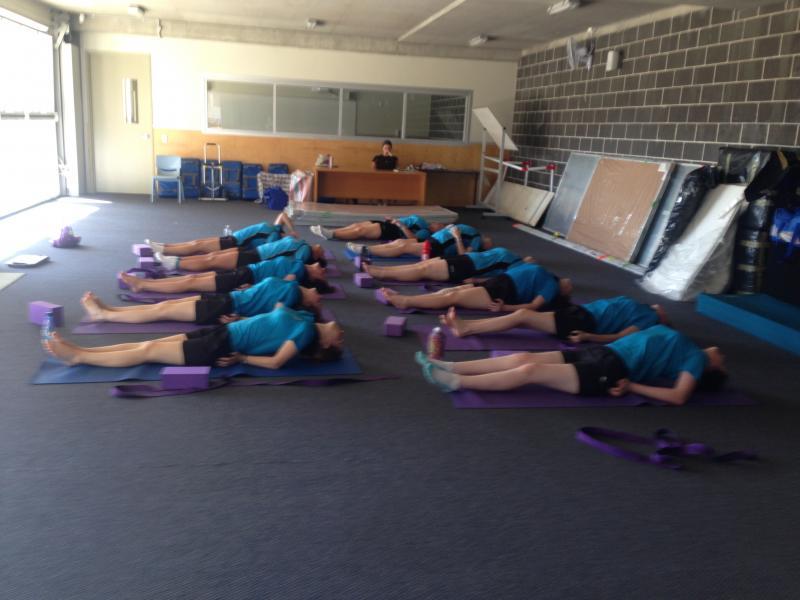 MacKillop College  - School Sport 2017