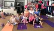 Beginners Course at Lorna Jane Port Macquarie 2016