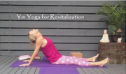 Yin Yoga to revitalise