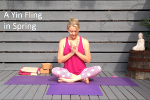 Online yoga classes by Martine Ford of Spirit Yoga on Coachtube.
