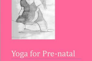 Yoga for Pregnancy(front cover) by Spirit Yoga