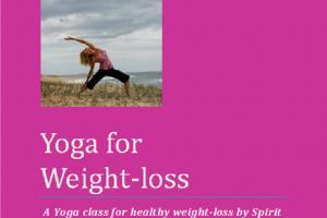 Yoga for Weight-loss front cover image